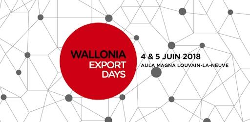 Wallonia Export Days