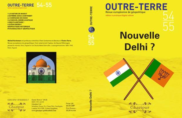 Outre-terre, numéro 54-55 Nouvelle Delhi?